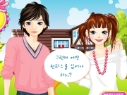 Play Ben and Aliasilia dress up