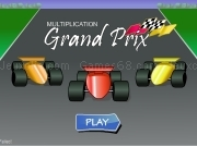 Play Multiplication grand prix