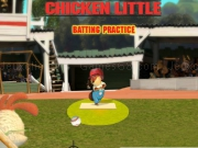 Play Chicken little batting practice