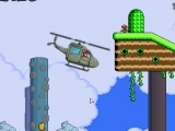 Play Mario Helicopter 2